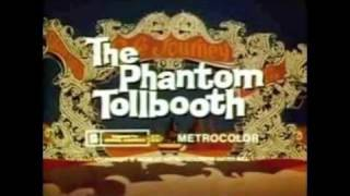 The Phantom Tollbooth Trailer (1970)