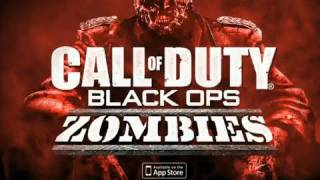 Official Call of Duty: Black Ops Zombies iOS Trailer