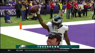 Rookie Miles Sanders' First NFL Career TD Touchdown! Best Plays of Week 6!
