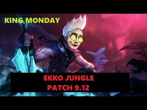 Ekko Jungle vs Horse - OCE Gold Patch 9.12