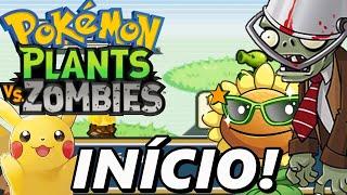 Pokémon Plants vs. Zombies (Hack Rom - GBA) - O Início