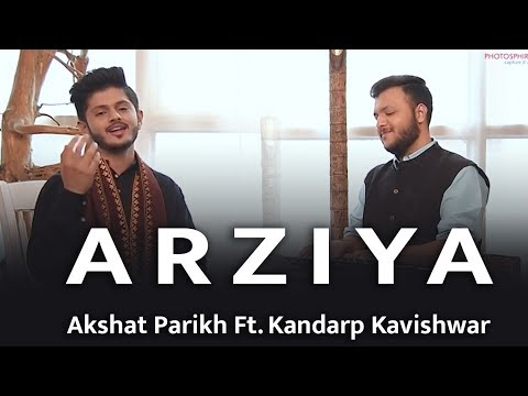 Arziyan Unplugged | Popular Song Film Delhi - 6 | Akshat Parikh Ft. Kandarp Kavishwar