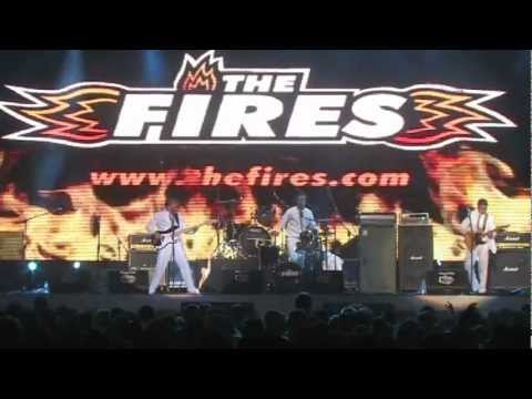 The Fires - In The Blue Sky - Live
