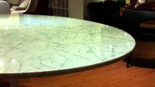 Wazo furniture oval tulip tables