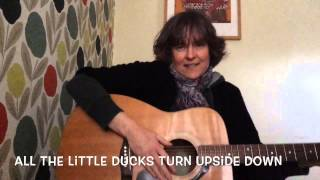 All the Little Ducks Turn Upside Down - Music with Jackie