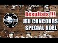 RESULTATS JEU CONCOURS !!!