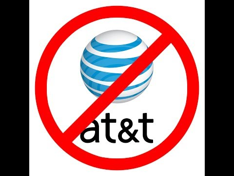 AT&T and their terrible customer service video