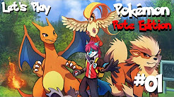 Let's Play Pokémon Rote Edition [Beendet]