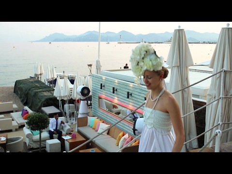 Cannes Hôtel Martinez, glamorous seafront hotel on the Croisette.