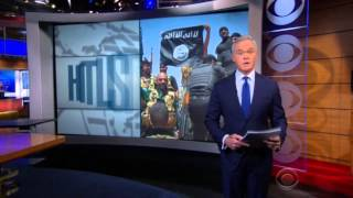 CBS Evening News Graphics Debut March 23, 2015