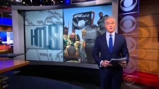 CBS Evening News Graphics Debut March 23, 2015