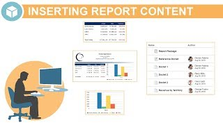 Inserting Management Report Objects into Doclets video thumbnail