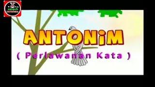 ANTONIM (PERLAWANAN KATA) - KARTUN KOCAK