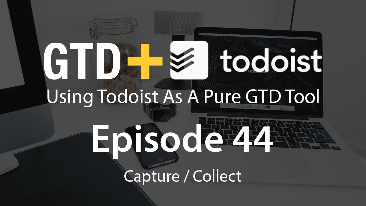 Working With Todoist — Blog — Carl Pullein
