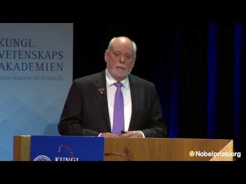 Nobel lecture: Sir J. Fraser Stoddart, Nobel Laureate in Chemistry 2016