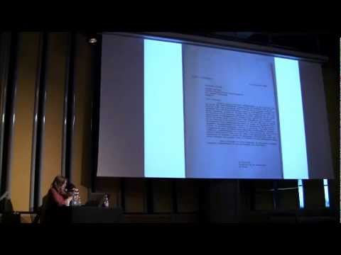 Isabelle Limousin parle de l'expo SF des Arts décoratifs Part. 1/2