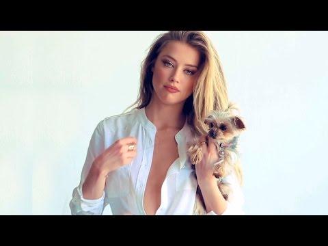 Amber Heard  Malibu Magazine  Photoshoot  2016