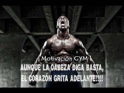 Real Fitness Rap Motivacion Gym Workout 2013