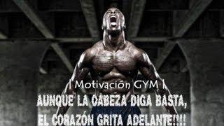 Real Fitness Rap / Motivacion GYM / Workout 2013