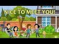 Nice to meet you! How to Introduce People in English