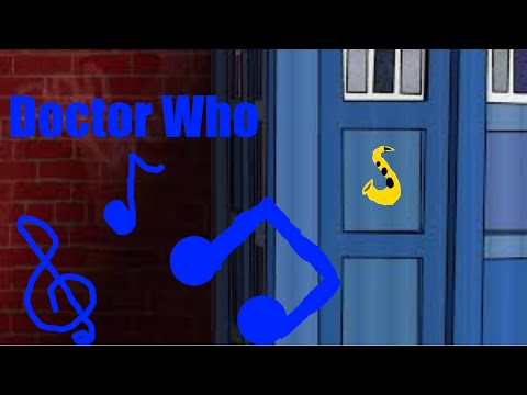 Doctor Who Main Theme on Alto Sax