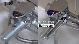 Clean with me ㅣ화장실 청소하기 / 화장실 …