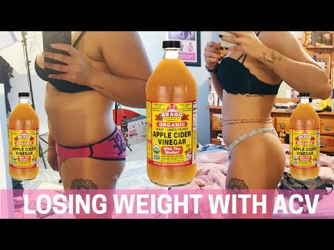 How I Lost Over 30 Pounds Drinking Apple Cider Vinegar for Weight Loss | PAIGE MARIAH