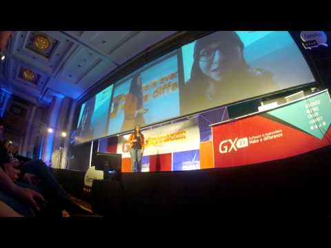 GX23 - Presentacion de Google Glass - Cecilia Abadie