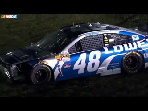 NASCAR Crash Compilation With Music