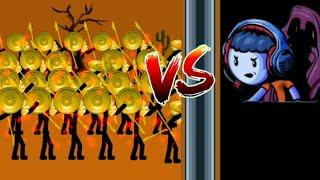 180 Golden Speartons VS Z4CK | Insane MODE Tournament | Stick War Legacy