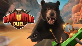 Bowhunting Duel: 1v1 PvP Online Hunting Game Gameplay | Android Action Game