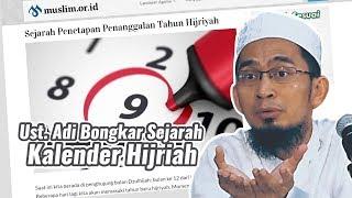 JARANG DIKETAHUI !! Ust. Adi Hidayat Bongkar Sejarah Kalender Hijriah