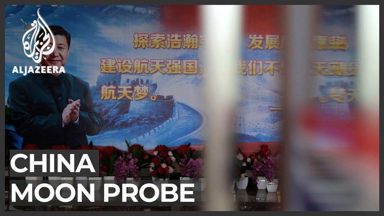 China prepares moon probe to bring back lunar rocks - Al Jazeera English