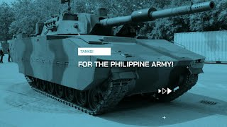 Philippine Army Light Tanks Acquisition Project | AFP Modernization