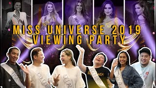Miss Universe 2019 Viewing Party!!!