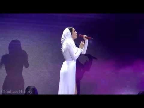 Natalia Oreiro - Me Muero De Amor (Moscow 09.12.2014)