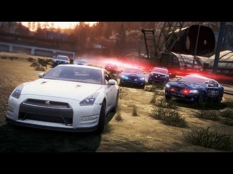 Police Car Wallpaper Hd Need For Speed Most Wanted Devenez Le Most Wanted
