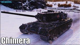 Chimera wot ст за ЛБЗ обычный рандом World of Tanks