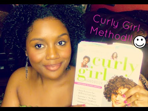 how to start the curly girl method
