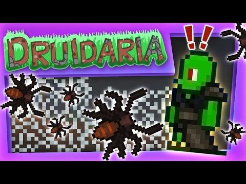 Terraria #52 - Tom Gets Arachnaphobiaed
