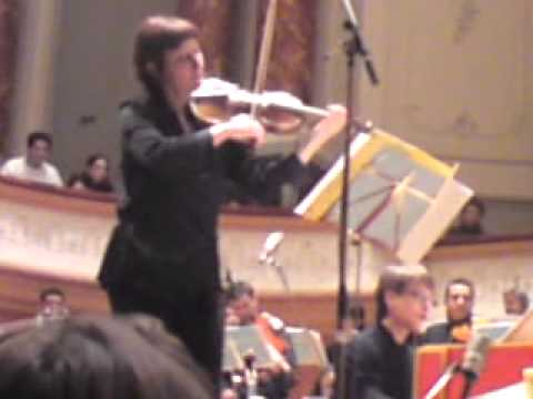 Chiara Banchini - Grand concert d'adieu de l'ensemble 415 - II