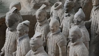 China\'s Terracotta Army under ancient Greek influence?
