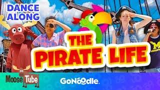 Baixar The Pirate Life - MooseTube | GoNoodle