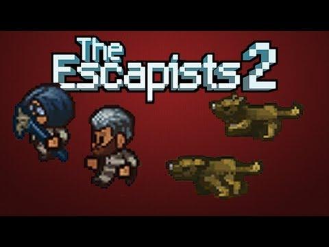 The Escapists 2 Coop - Братья По Тюрьме