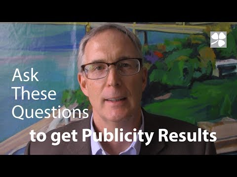 The 2 Questions that Will Generate Media Coverage