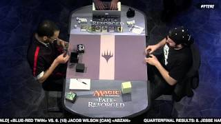 Pro Tour Fate Reforged Quarterfinals (Modern): Justin Cohen vs. Seth Manfield