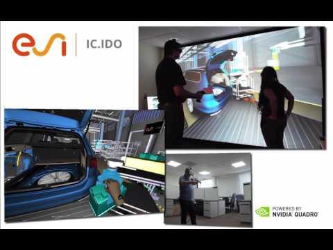 Virtual Reality Collaboration - no borders with IC.IDO