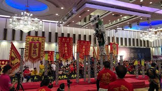High Pole Lion Dance Competition Ha Hon Hung Sport Association 95th Anniversary | 夏漢雄體育會95週年 世界獅王英雄匯