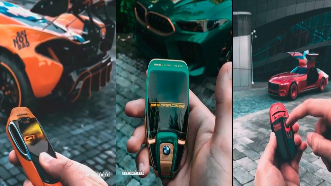 CHAVES INCRIVEIS DE CARROS SUPER LUXUOSOS E ESPORTIVOS  | Chaves conceito de carro esportivo