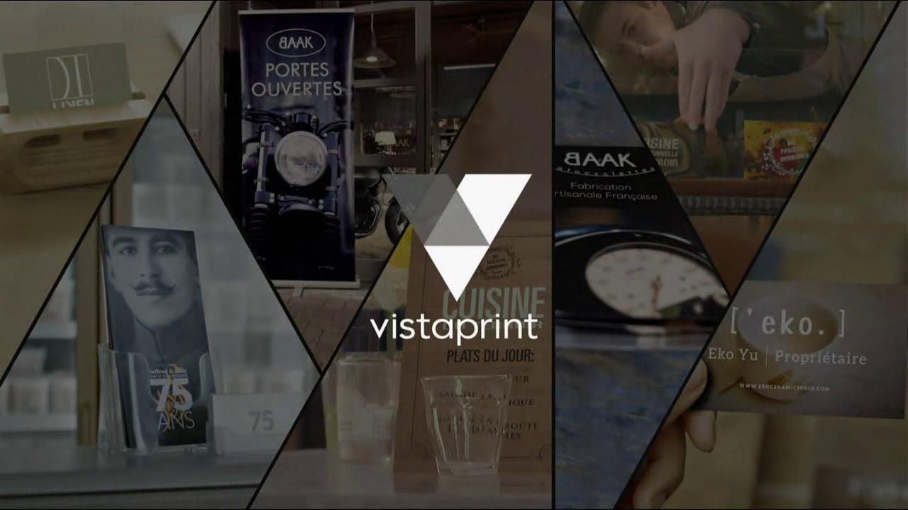 """Musique de la pub Vistaprint """"sans vous nous ne serions pas nous"""" Pub 18s 2021"""